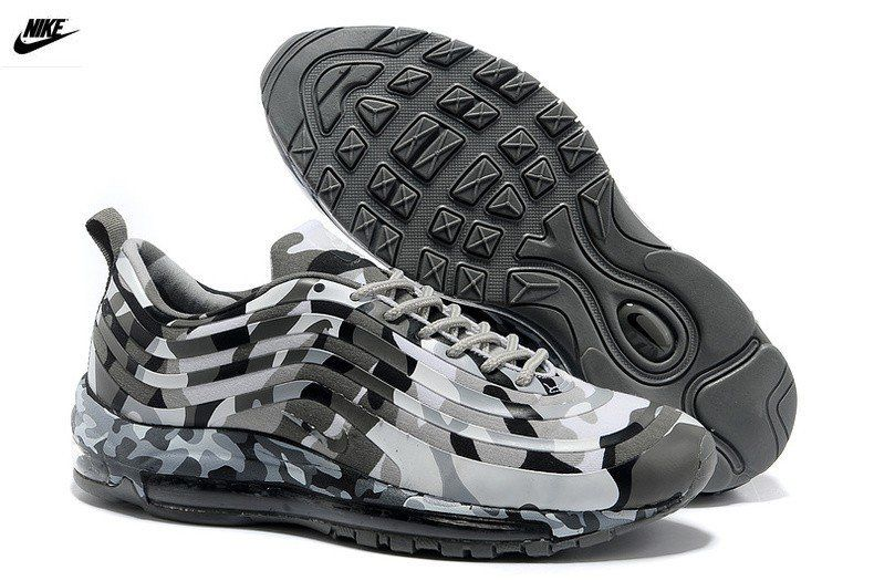 Actualisés Nike Air Max 97 Homme Camo Italie formateurs (eC3CUa) France  Sortie