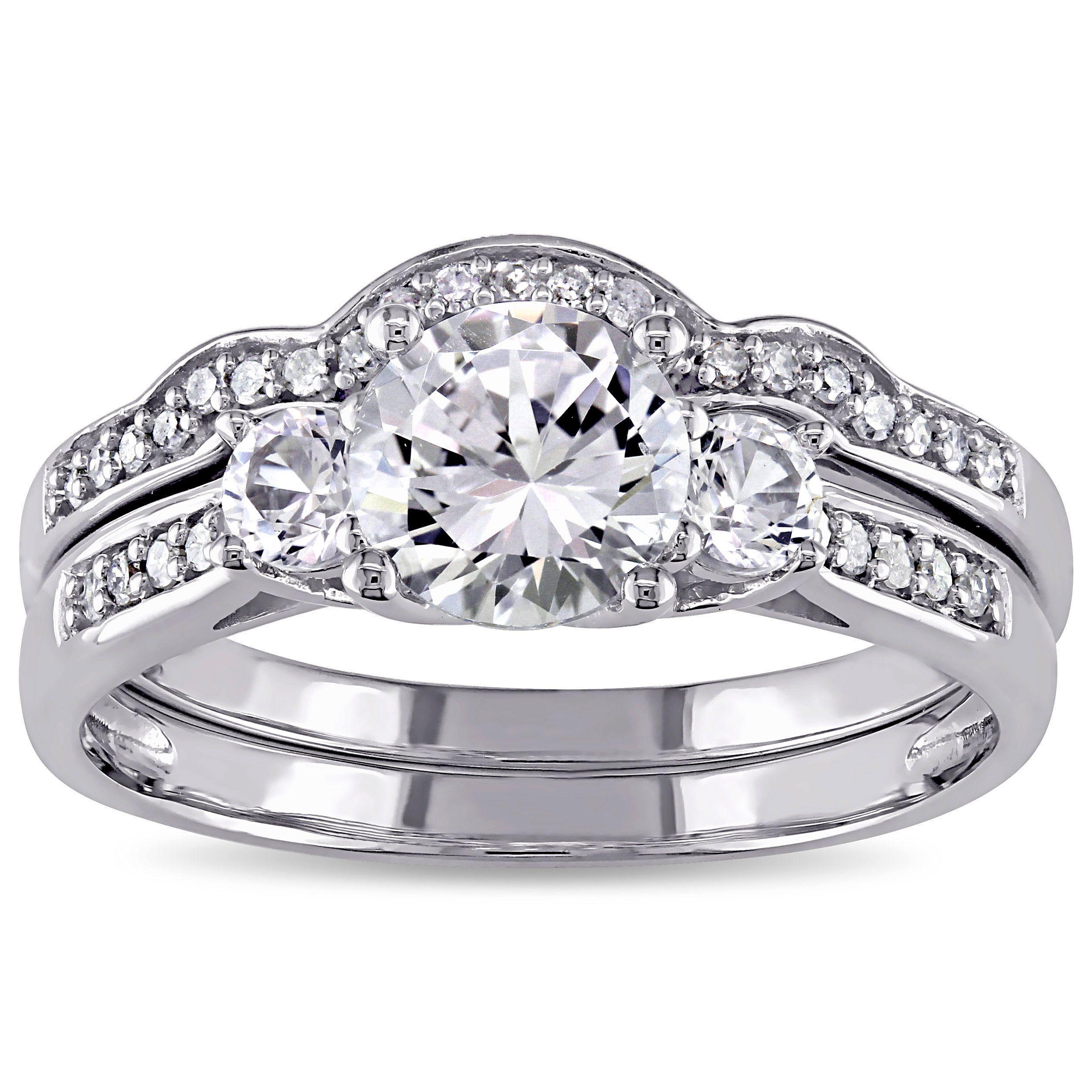 22+ Sapphire wedding rings sets info