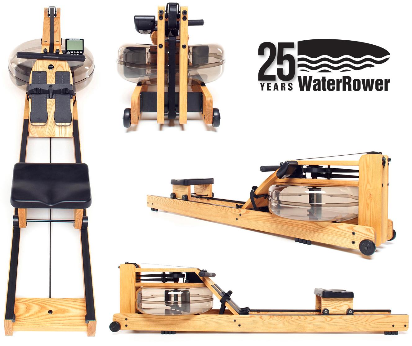 Pin by WaterRower Inc  on WaterRower Models | Rowing