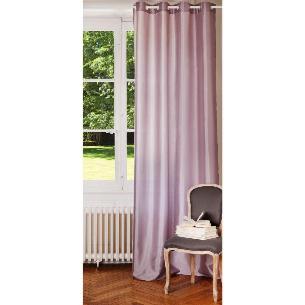 rideaux a nouettes maison du monde relooking et dcoration. Black Bedroom Furniture Sets. Home Design Ideas