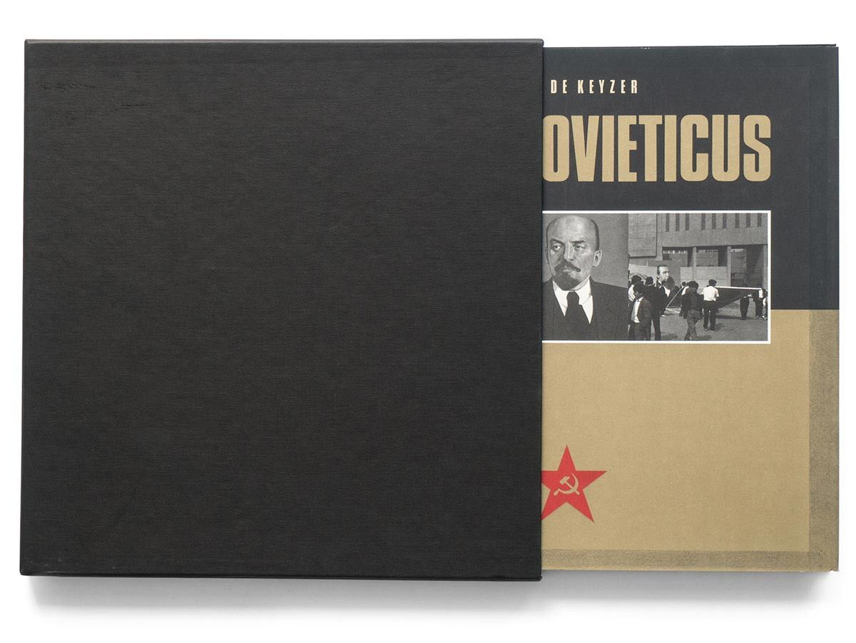 Homo Sovieticus - Limited Edition with Print