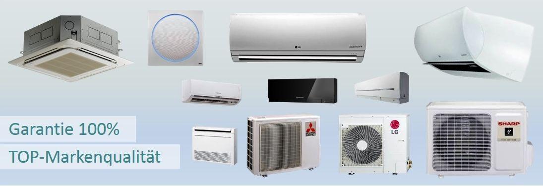 Klimaanlagen kaufen und Wartung Meisterbetrieb Fraunhofer