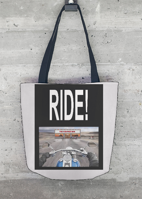 Tote Bag - Denim Designs by VIDA VIDA AVuBVRz