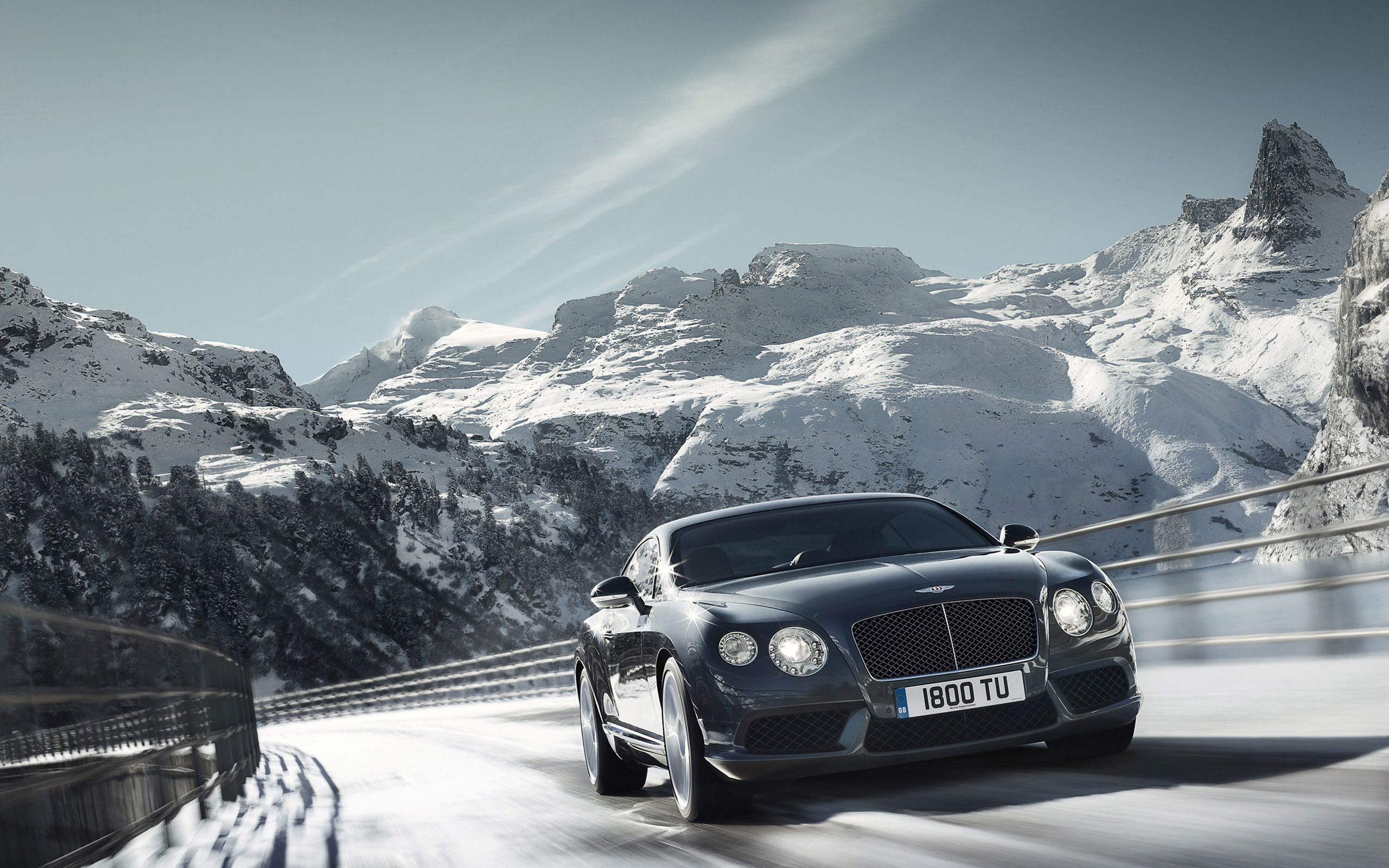As Its Name Implies, The 2012 Bentley Continental GT Has A Engine, Making  It Go From 0 To In It Has A Top Speed Of And.