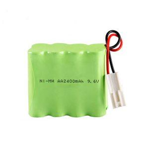 Nimh Rechargeable Battery Aa2400 9 6v Ainbattery Com Rechargeable Batteries Nimh Nimh Battery