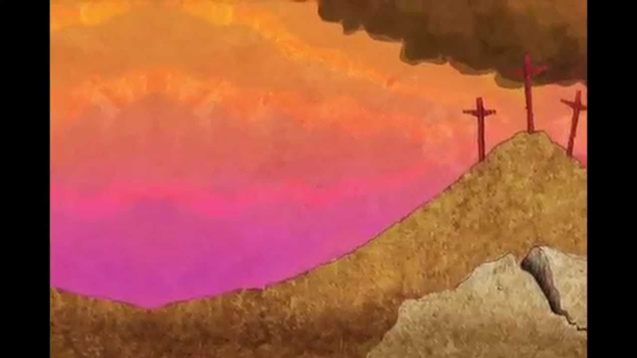 The Sun Stops Shining | The Crucifixion | Jesus Storybook Bible ...