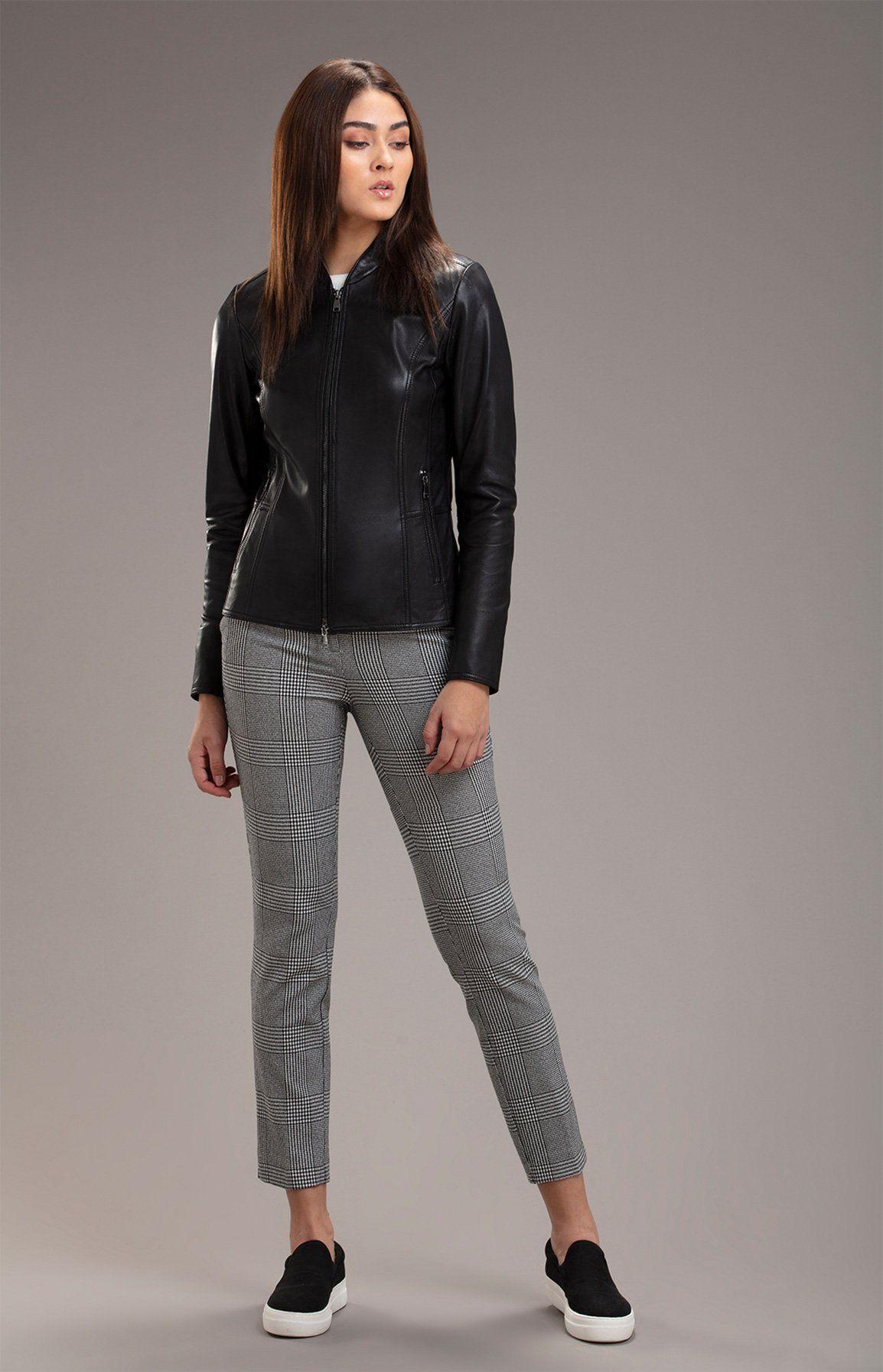 PENELOPE Danier Leather coat jacket, Leather jackets
