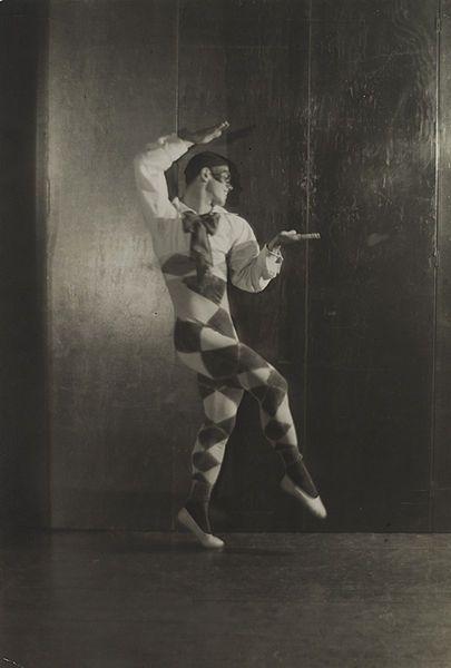 Harlequinn costume
