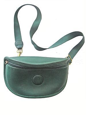f6f7c7385e5 Vintage coach olympic belted fanny pack bag green leather closit ...