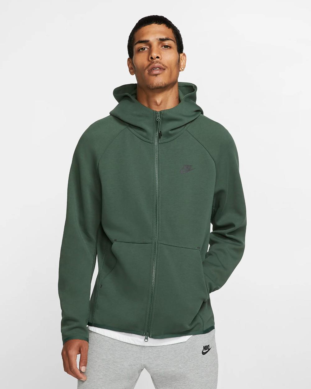 Nike Sportswear Tech Fleece Men S Full Zip Hoodie Nike Com Tech Fleece Tech Fleece Hoodie Hoodies [ 1250 x 1000 Pixel ]