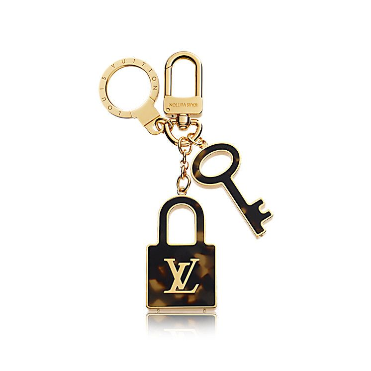 4220c1e8c Llavero Confidence - Accesorios - Llaveros, charms y más | LOUIS VUITTON