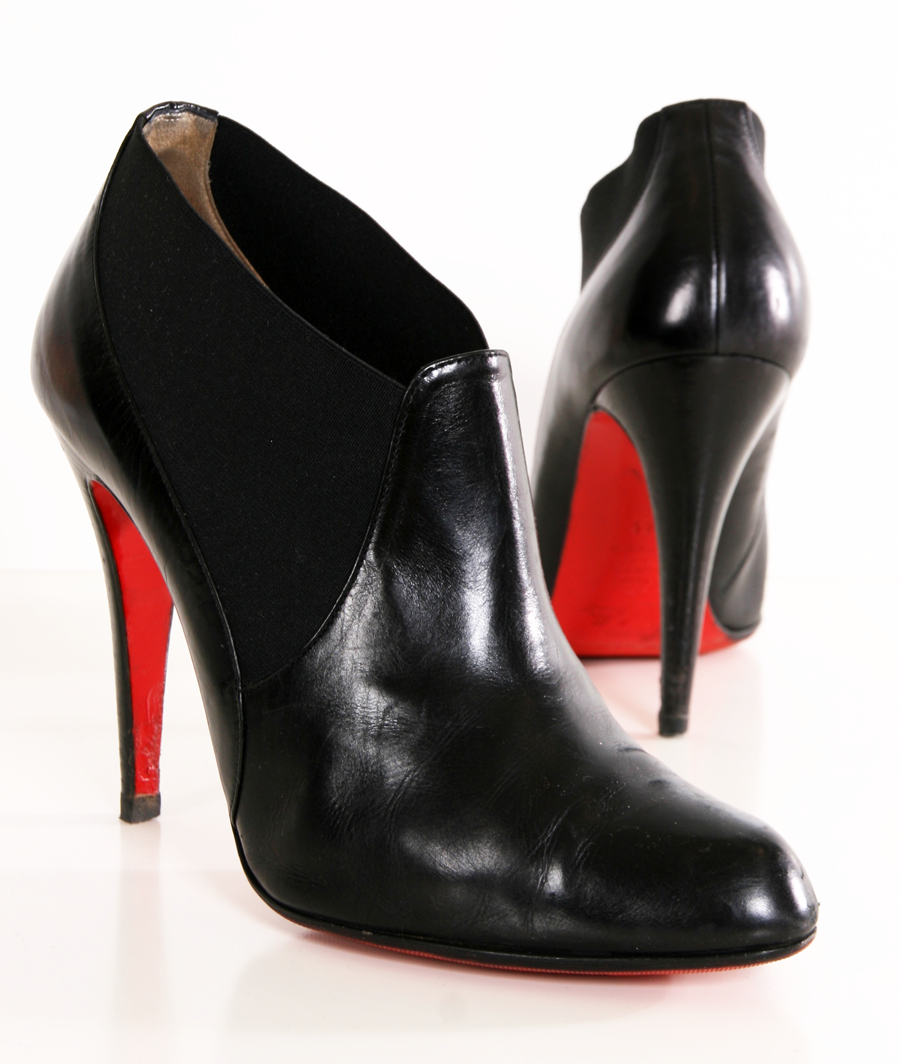 c06f2d02a9f2 CHRISTIAN LOUBOUTIN BOOTS  Shop-Hers