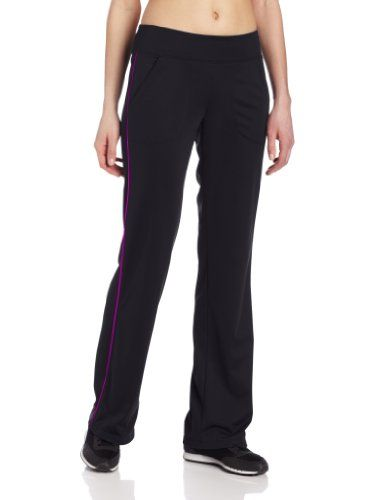 Spalding Women's Piped Tricot Track Pant