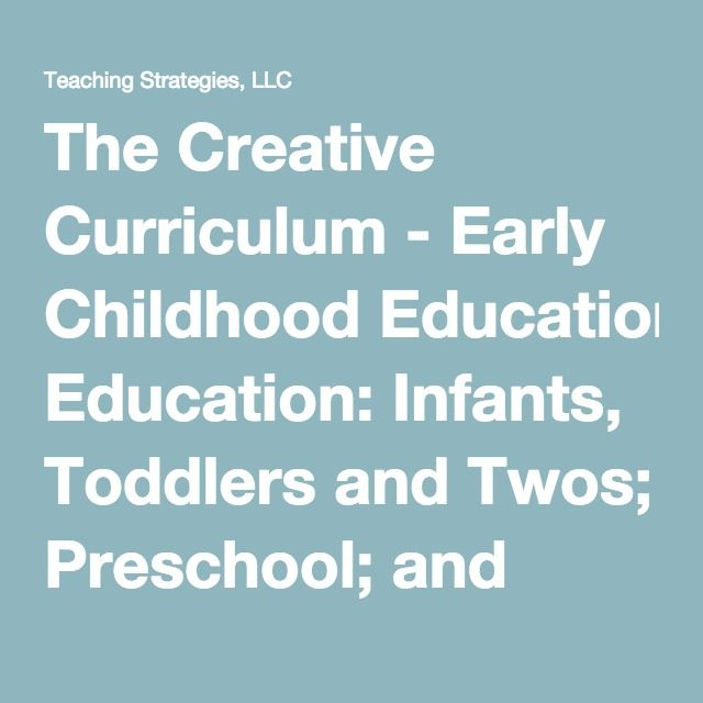 Teach | First Grade | Creative curriculum preschool, Infant