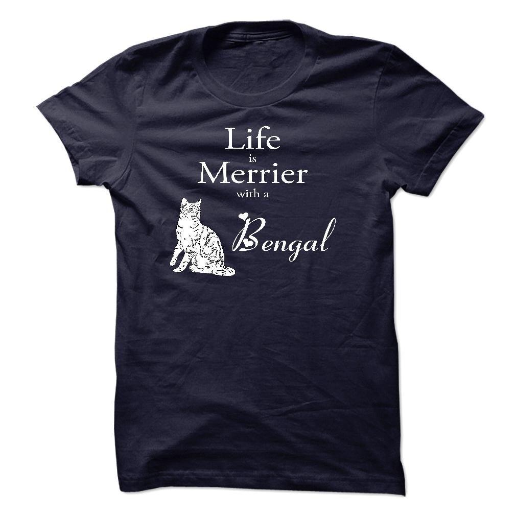 Tee/hoodie * Bengal Cat*