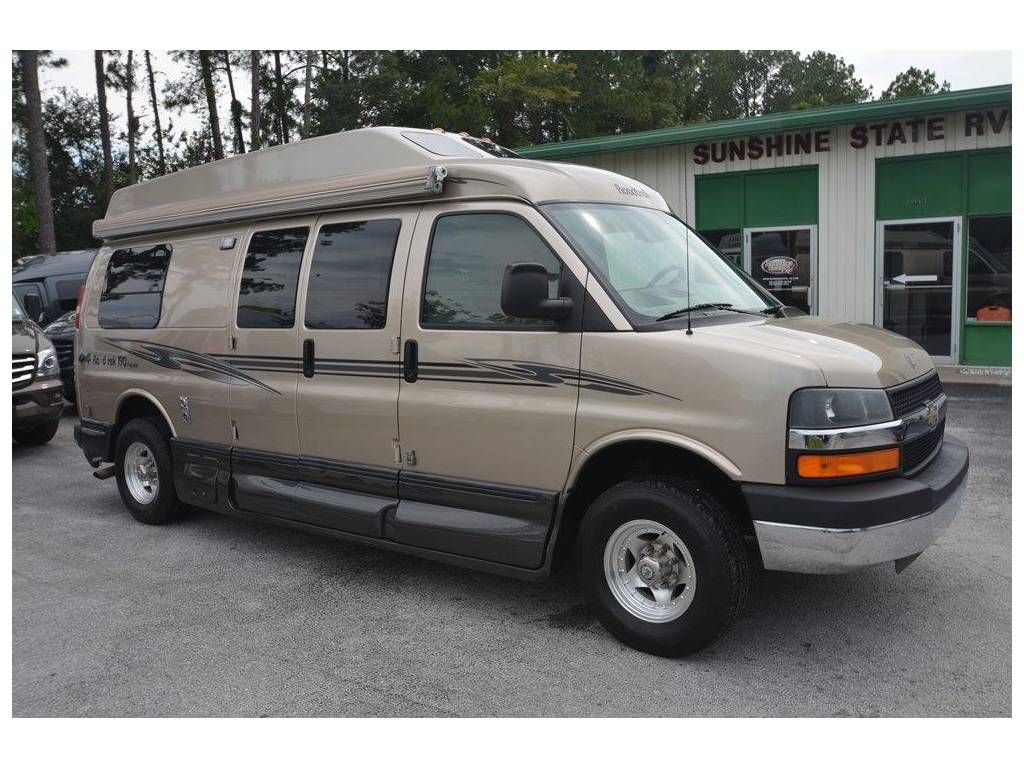 Check Out This 2007 Roadtrek 190 Popular 4x4 Listing In
