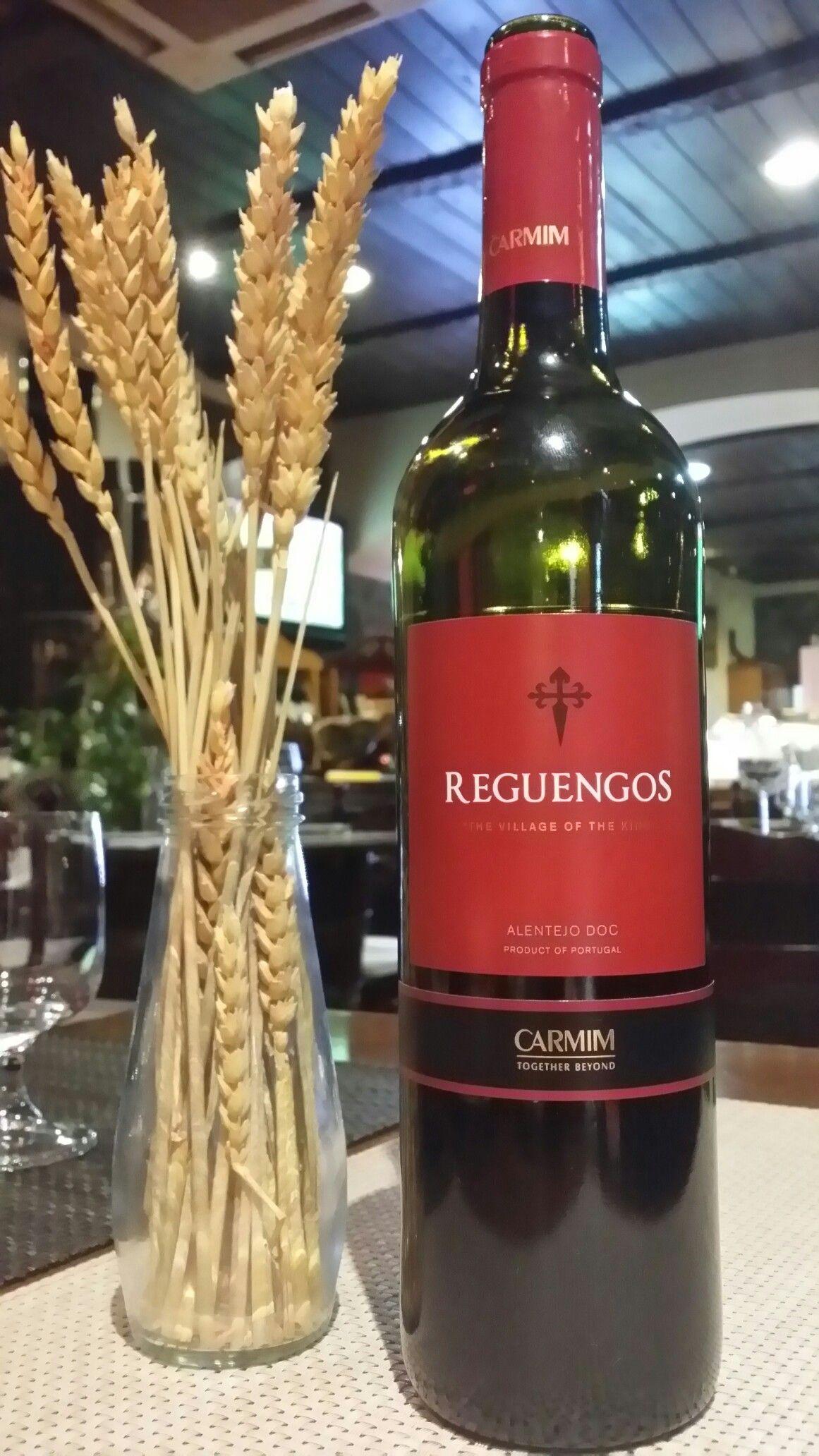 Red Wine Carmim Reguengos Doc Alentejo Tudo Sobre Vinhos Wine Vinhos