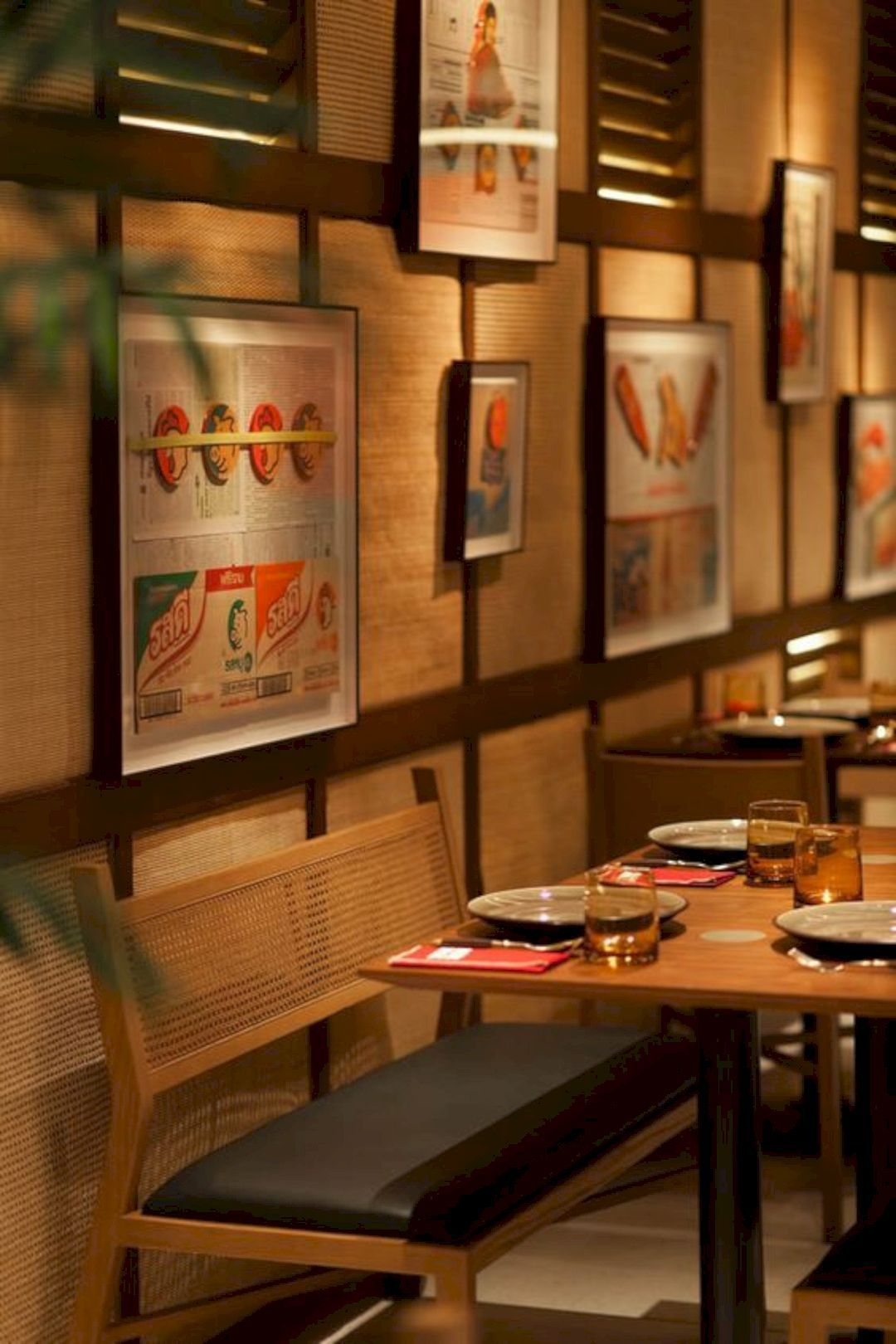 15 Stylish Interior Design Ideas For Thai Restaurant Stylish Interior Design Resturant Design Restaurant Interior Design