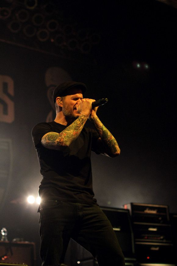Dropkick Murphys perform at The Paramount in Long Island. See more here: http://bit.ly/w0fjKP.