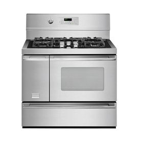 The Stove I want (at Lowe's) Frigidaire Professional 40