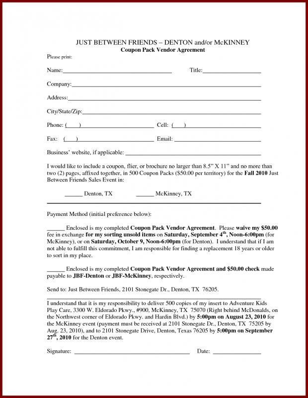 Loan Contract Template (Dengan gambar)