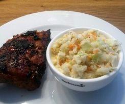 Krautsalat / Coleslaw / Cole Slaw wie KFC - Rezept des Tages 03.06.15