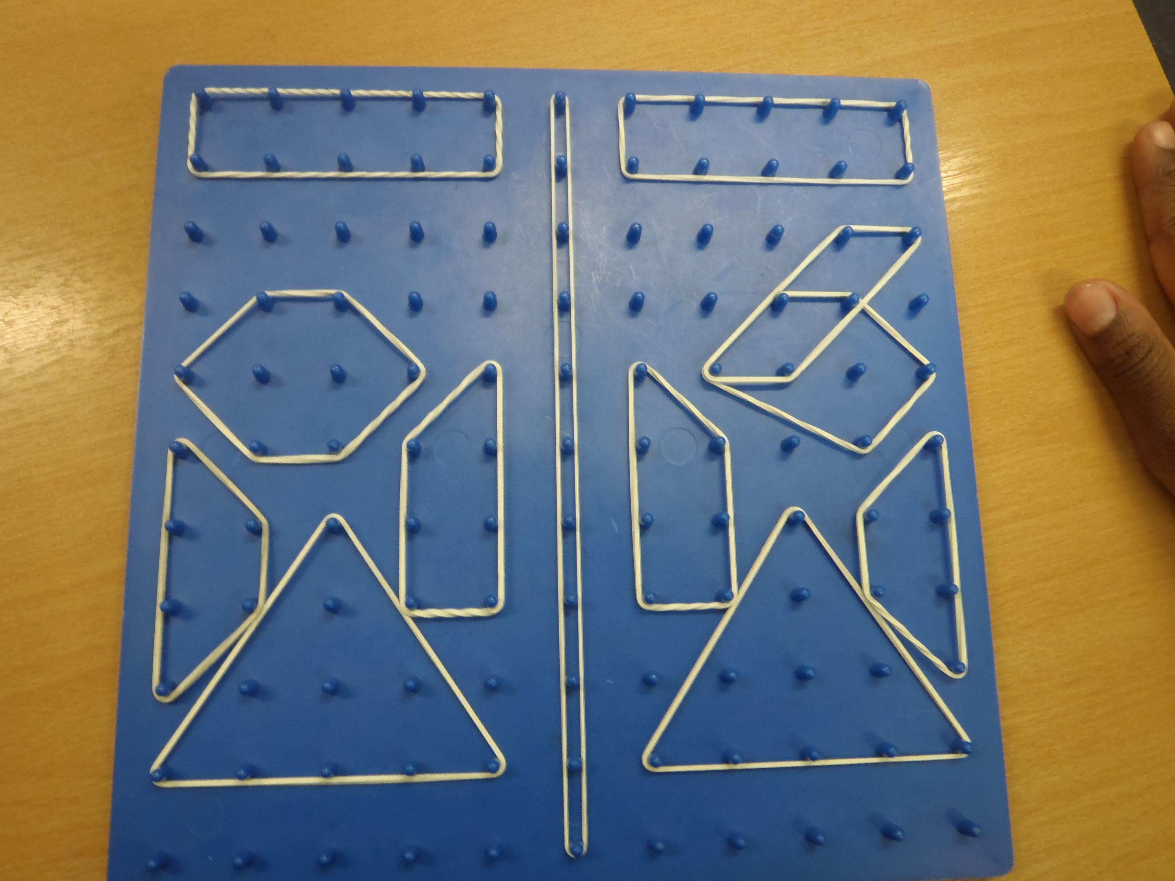Symmetry Lesson