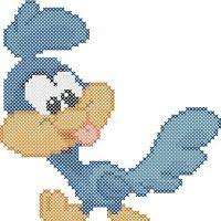 "X-Stitch Magic: Baby ""Beep, Beep"""