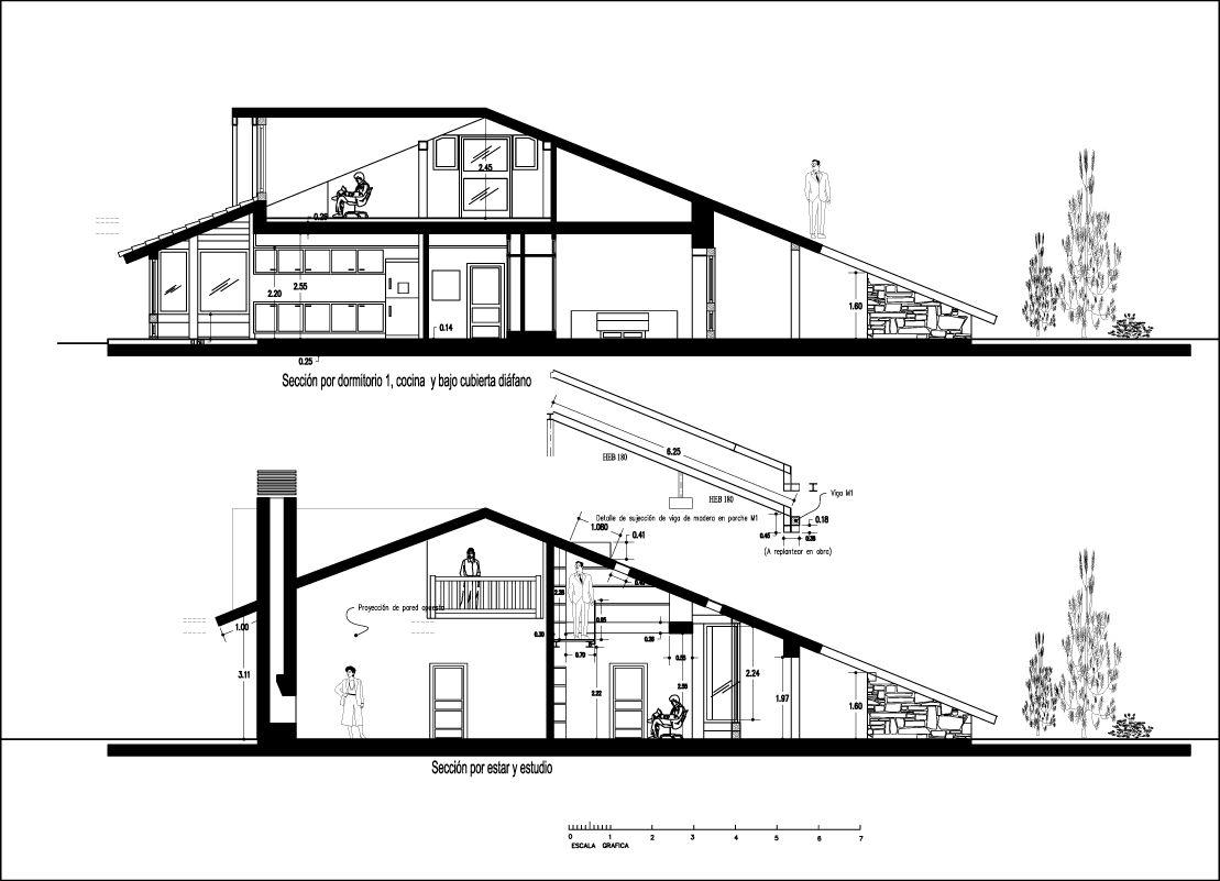 arquitectura moderna planos - Buscar con Google | Proyectos que ...