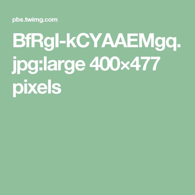 BfRgI-kCYAAEMgq.jpg:large 400×477 pixels