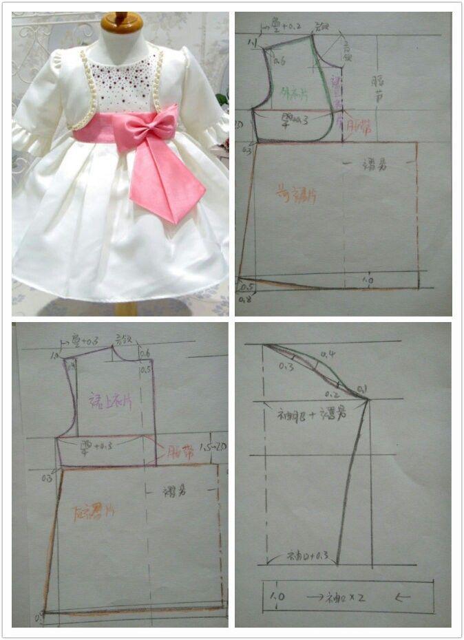 Pin von janejong auf Sewing: kids stuff | Pinterest | Muster, Nähen ...