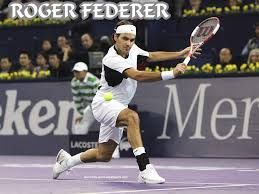 Roger Federer, the number one