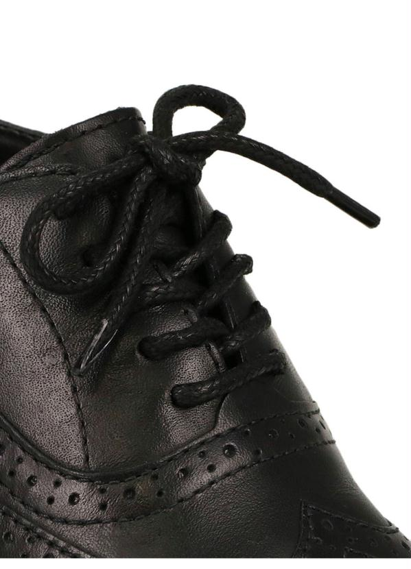 2155a6fe3 Sapato Oxford Bottero Vazado Preto em 2019   Products   Sneakers ...
