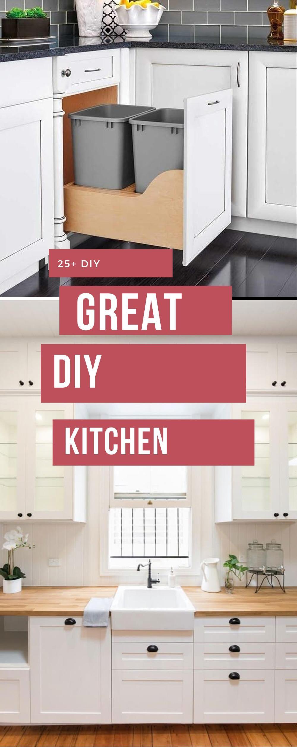 Diy Kitchen Decoration Ideas In 2021 Kitchen Design Diy Diy Kitchen Diy Kitchen Decor