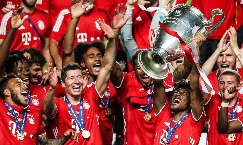 Bayern Munich In Champions League 2021 - SWITRE