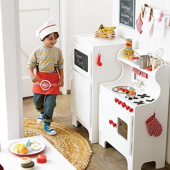 Kids Diner Server Costume (Boy) | The Land of Nod | Kids ...