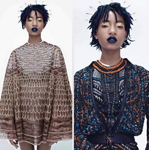 Everyone is talking about the new Chanel Brand Ambassador Willow Smith. But what do we know about her?  Read: http://ariella.com/2016/03/chanel-new-brand-ambassador-willow-smith/