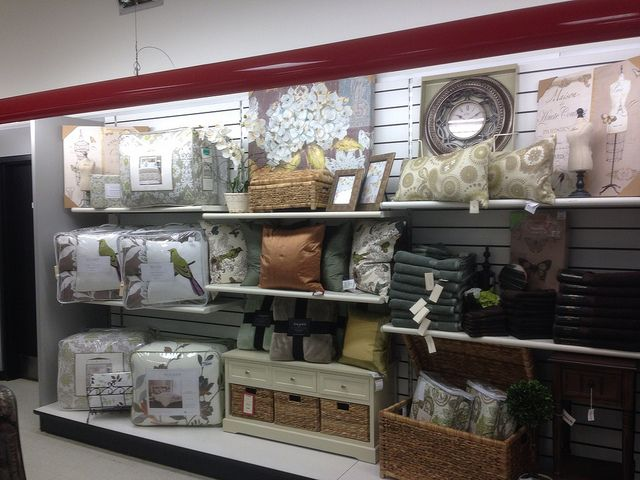 Tj Maxx Domestics Wall Home Goods Store Store Design Boutique Home