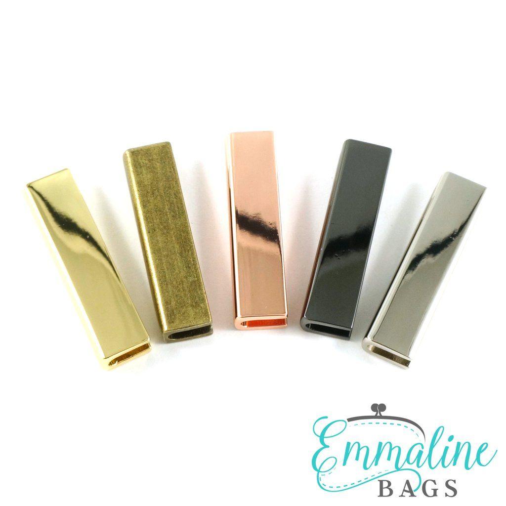"Emmaline bags Bucket purse feet 14 mm 9//16/"" range of finishes"