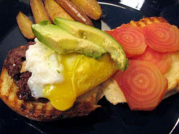 Dinner Tonight: The Aussie Burger