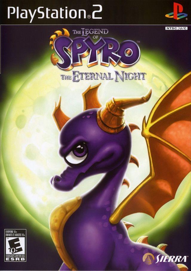 spyro psp game