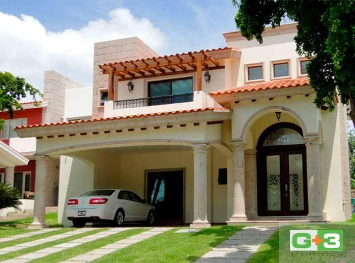 fotos de casas estilo californiano fachada arq style elev en 2019 casas casas peque as y casas clasicas