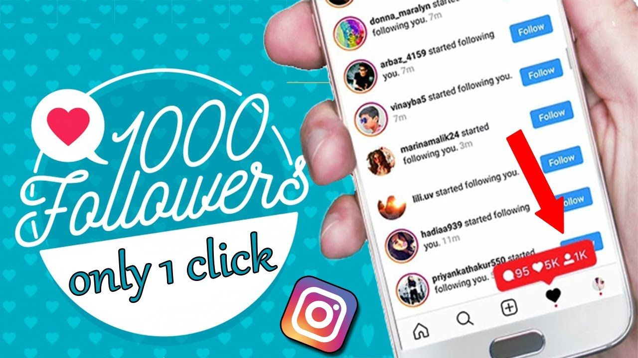 How to Gain 1000 Instagram Followers Fast in 2020 (Grow From 0 to 10,000...