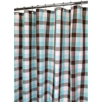 Watershed™ by Park B. Smith Dorset Fabric Shower Curtain