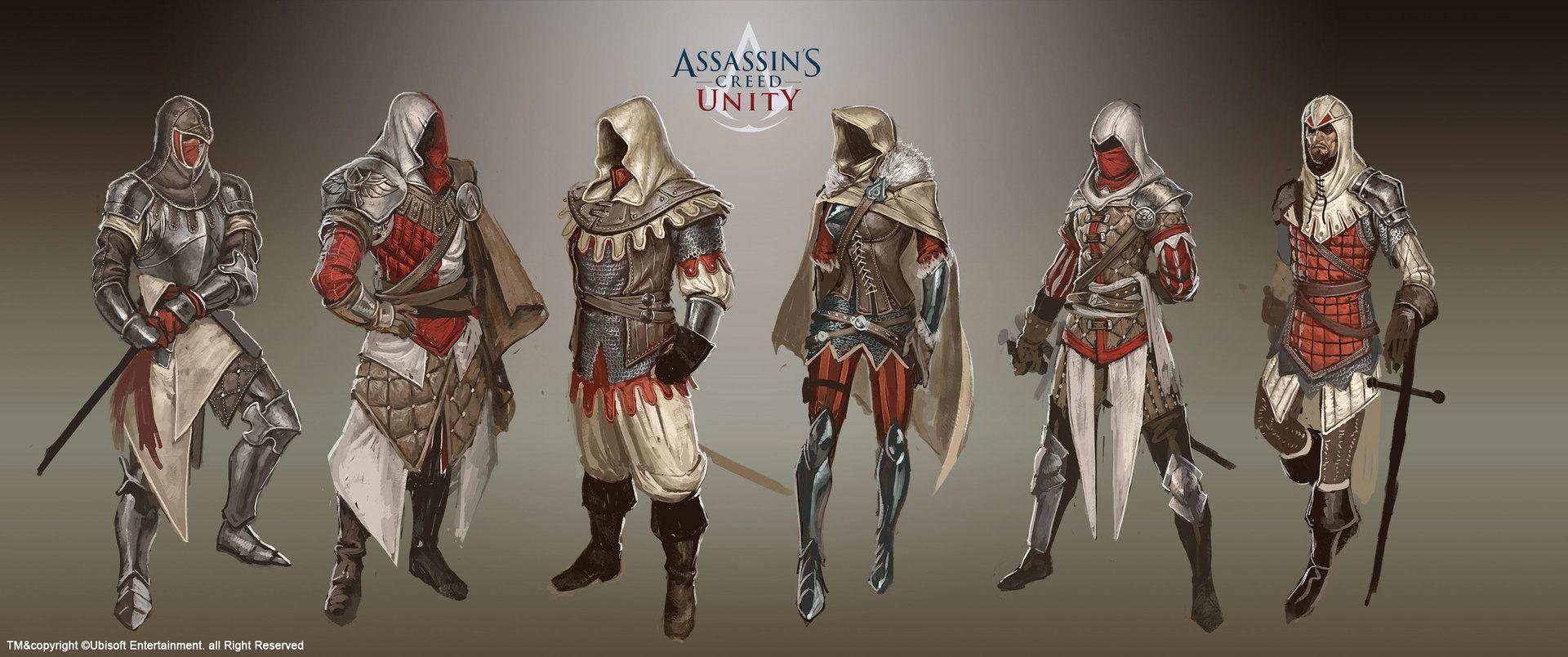 Assassin S Creed Unity Concept Arts Johan Grenier Assassins Creed Art Assassins Creed Artwork Assassins Creed Unity
