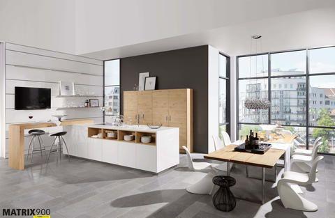 Wohnküchen Platz zum Leben nolte-kuechende Küchen_ideen - nolte kchen mit kochinsel und theke