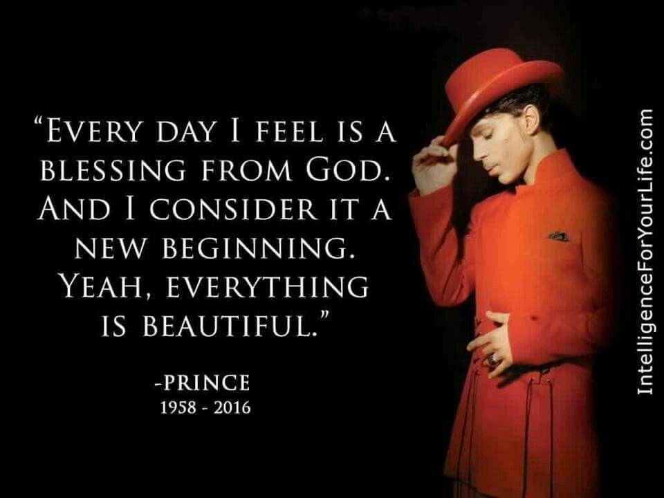 Prince {1958 ~ 2016}