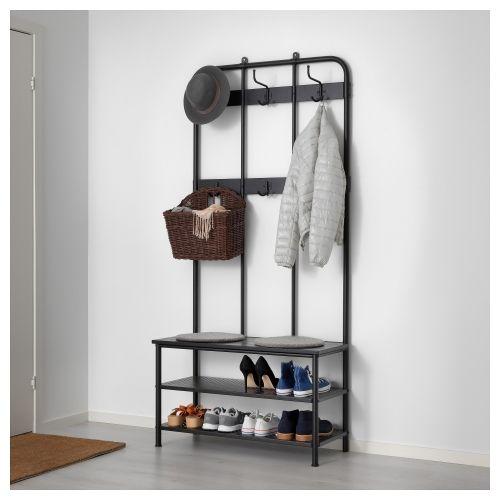 pinnig perchero banco zapatero casa en 2018 pinterest. Black Bedroom Furniture Sets. Home Design Ideas