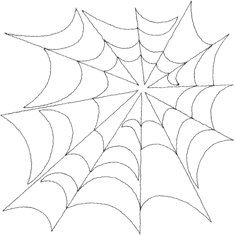 Continuous Spider Web Square Quilting Designs Free Motion Quilt Designs Hand Quilting Patterns