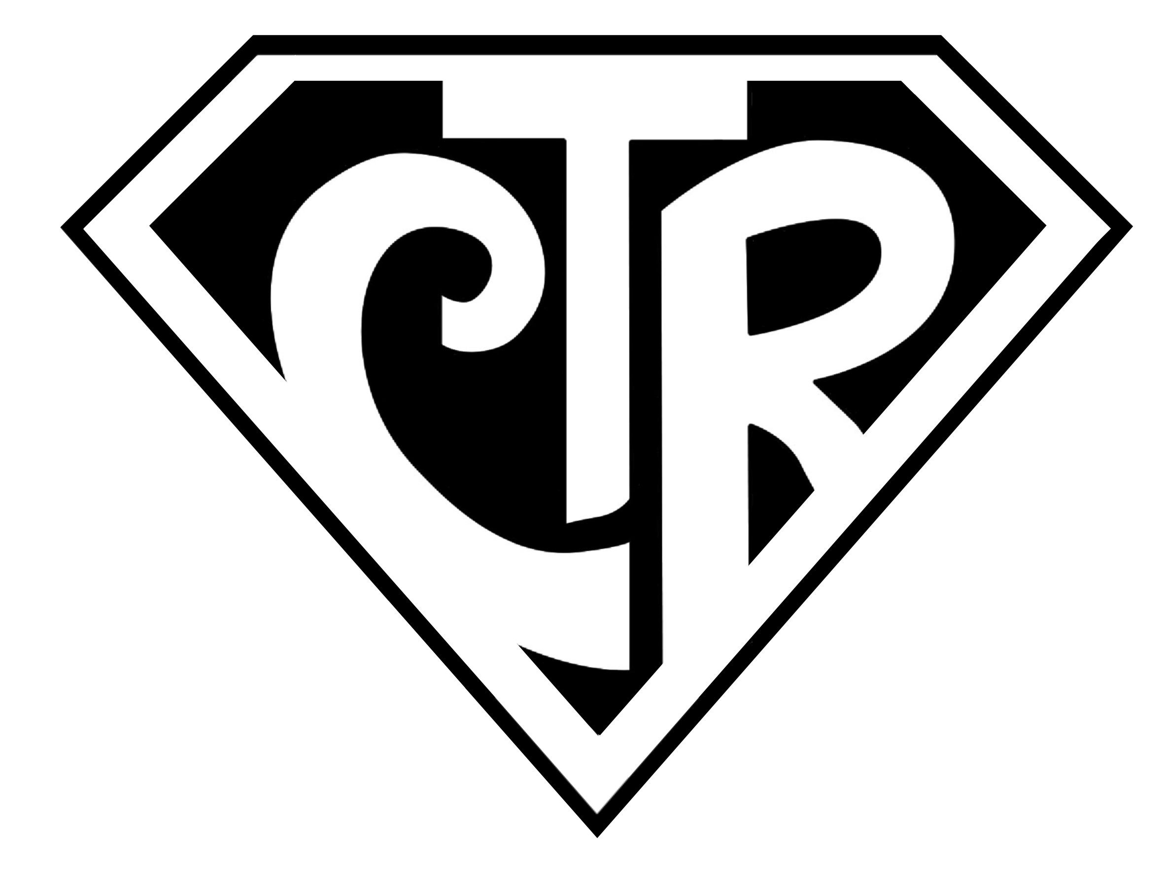 Ctr Font From Lds Ctr Ring On Superman Logo Shape By